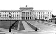 Belfast, Northern Parliament House Stormont 1936