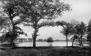 Photo of Belfast, Ormeau Park Lake 1897