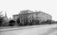 Photo of Belfast, Presbyterian College 1897