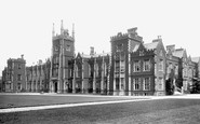 Photo of Belfast, Queens College 1897