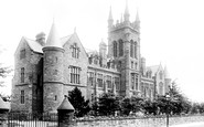 Photo of Belfast, Royal Academy 1897