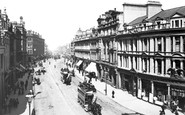 Photo of Belfast, Royal Avenue 1897