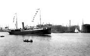Belfast, S.S. Dynamic  1897