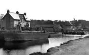 Belfast, The Lagan Canal, Stranmillis 1936