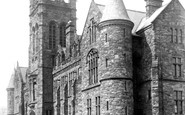 Belfast, The Royal Academy 1936