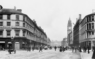 Photo of Belfast, Victoria Street 1897