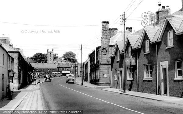 Belford, High Street c.1955