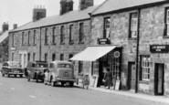Belford, High Street, 'j W Redpath' c.1955