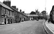 Belford, Main Street c.1955