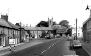 Belford, The Square c.1965