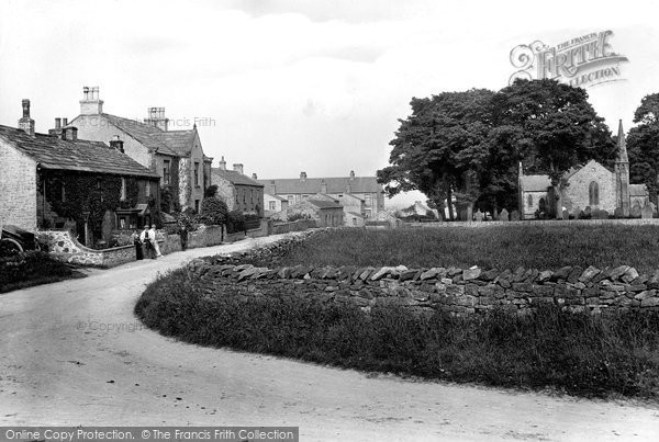 Bellerby, Village And Church Of St John 1914