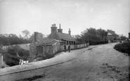 Belmont, Pit Cottages 1903