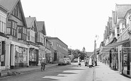 Belmont, Station Road c.1960