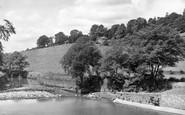 Belper, Bridge Hill c.1950