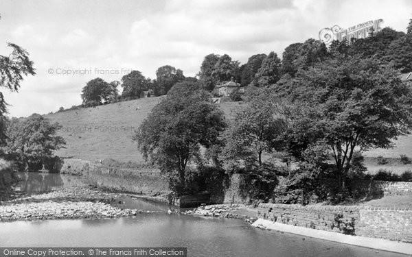 Belper, Bridge Hill c.1955