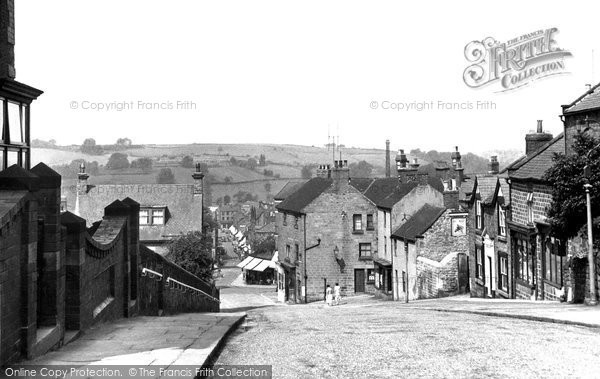 Belper, High Pavement c.1955