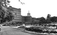 Belper, River Gardens c.1955