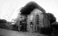 Belstone, Post Office c.1960