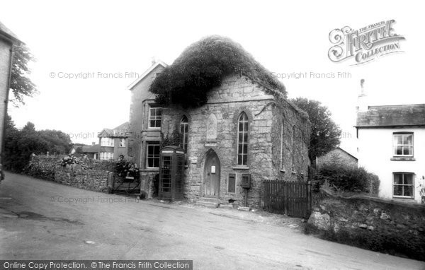 Photo of Belstone, Post Office c1960