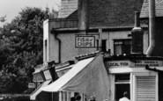 Beltinge, The Fish And Chip Shop c.1950