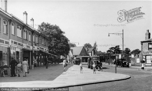 Belvedere, Albert Road c.1950