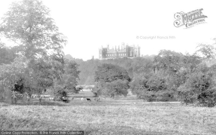 Belvoir Castle, 1890
