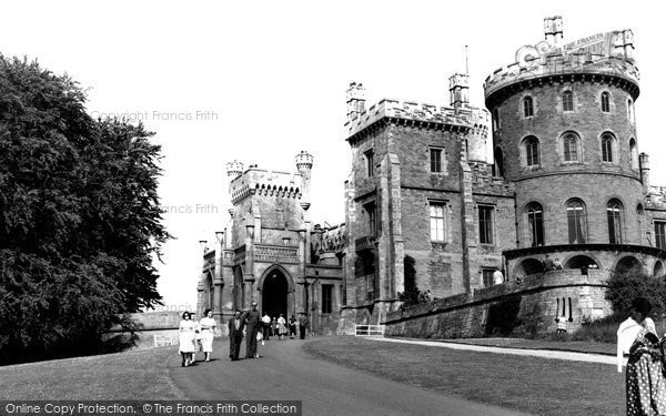 Belvoir Castle, c.1965
