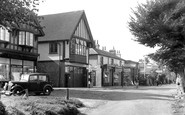 Bembridge, High Street c1955