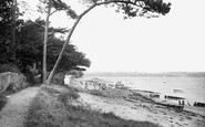 Bembridge, The Beach 1923
