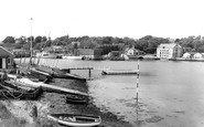 Bembridge, The Yacht Club c.1955