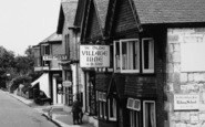 Bembridge, Ye Olde Village Inne c.1960