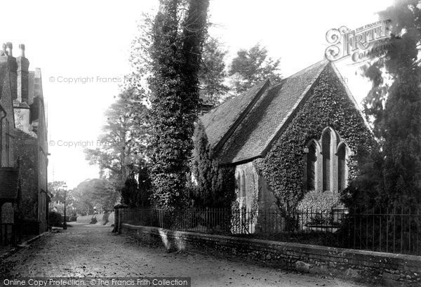 Bemerton, St Andrew's Church 1894
