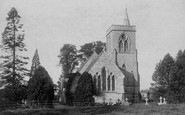 Bemerton, St John's Church 1894
