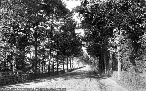 Bemerton, Wilton Road 1894