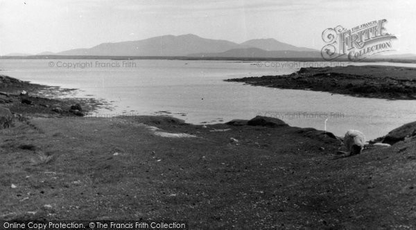 Benbecula, Looking Towards South Uist 1963