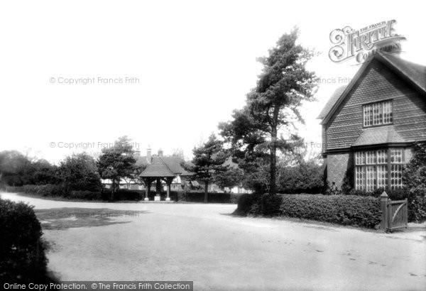 Benenden, 1901