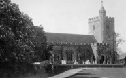 Benenden, St George's Church 1901