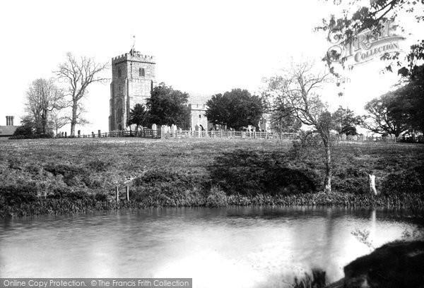 Benenden, St George's Church 1901