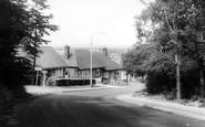 Benfleet, Church Road c.1960