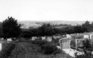 Benfleet, General View From Church c.1960