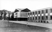 Benfleet, Urban District Council Offices c.1960