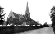 Bengeo, Holy Trinity Church 1922