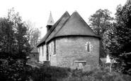 Bengeo, St Leonard's Church 1922