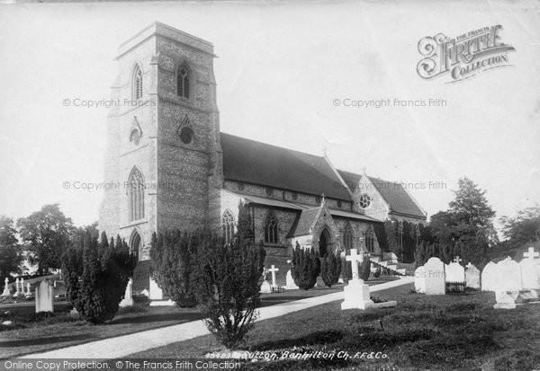 Benhilton, All Saints Church 1900