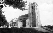 Benhilton, All Saints Church 1900