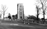 Benhilton, All Saints Church c.1955