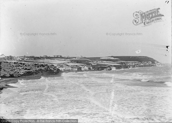 Benllech Bay, c.1900
