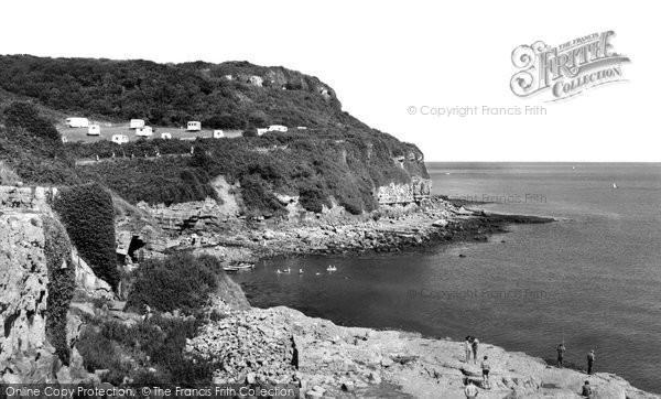 Benllech Bay, The Creek c.1960