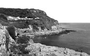 Benllech Bay, The Creek c.1960