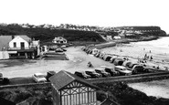 Benllech Bay, The Lido Cafe c.1955